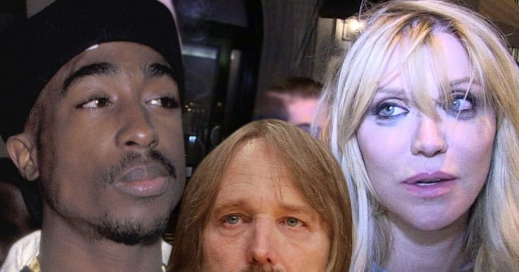 Tupac Estate, Hole, Petty Sue Universal Music Over Destruction of Epic Songs