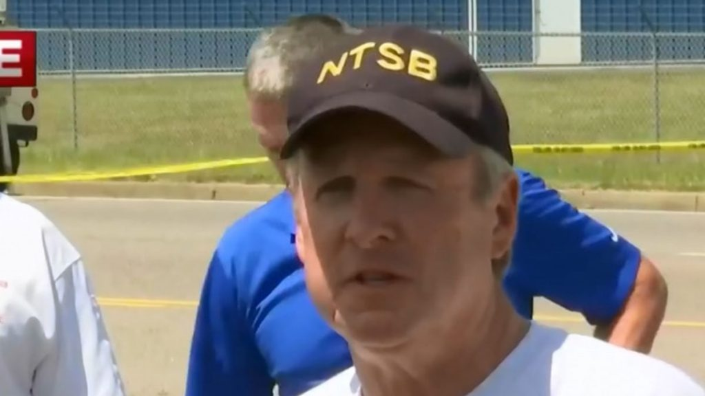 Dale Earnhardt Jr.'s Plane Bounced Twice On Runway Before Crash, Officials Say