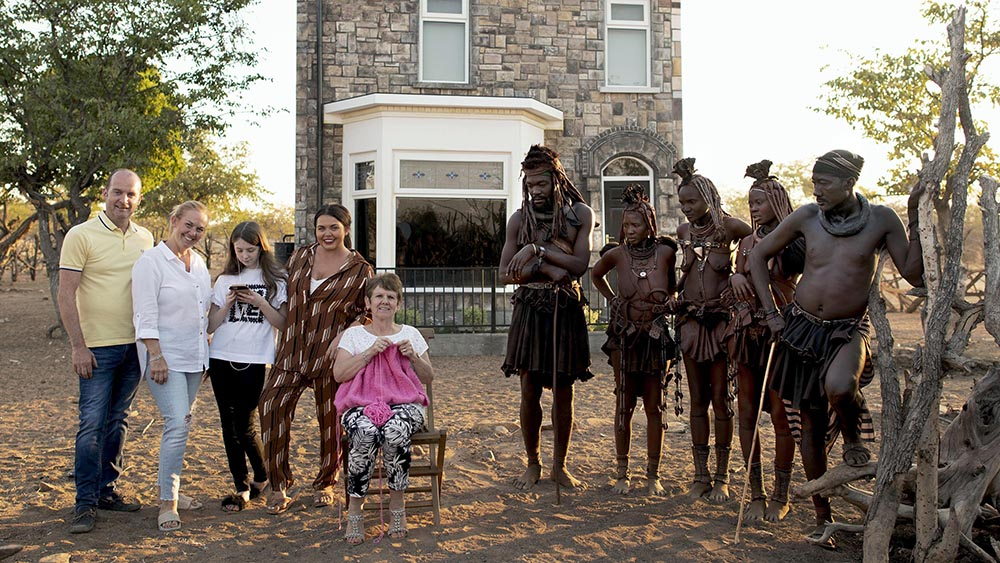 U.K.'s Channel 4 Takes British Family to Africa in New Reality Show