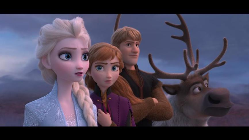 Frozen 2 And What's Making Us Happy