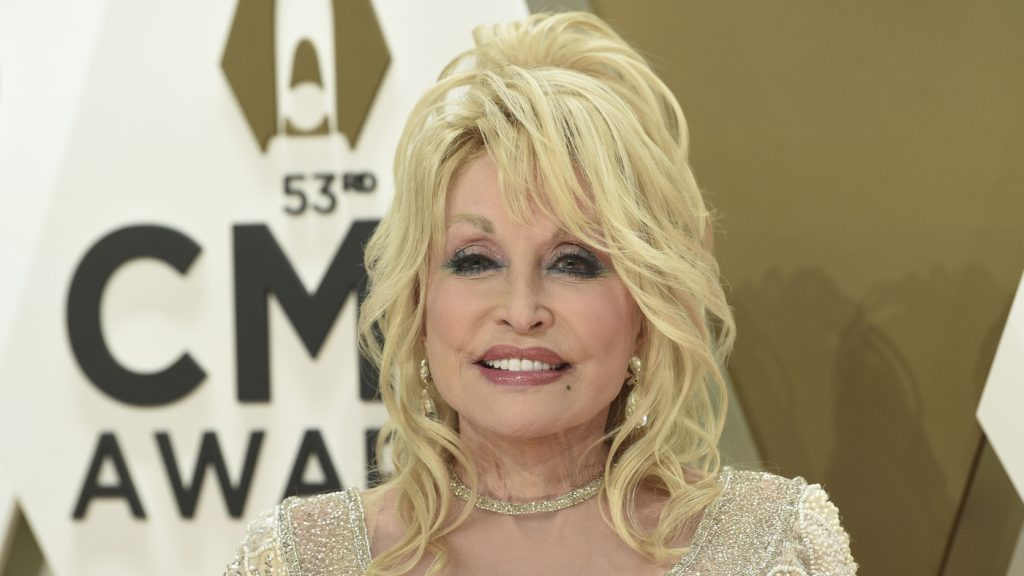 Dolly Parton's America And What's Making Us Happy