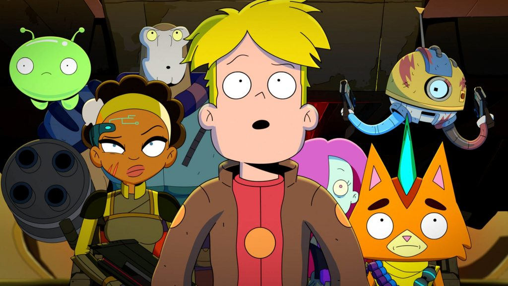 'Final Space' Has Heart but Needs More Brains