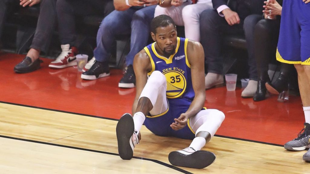 If Only Kevin Durant Had Beaten The Shit Out Of Draymond Green