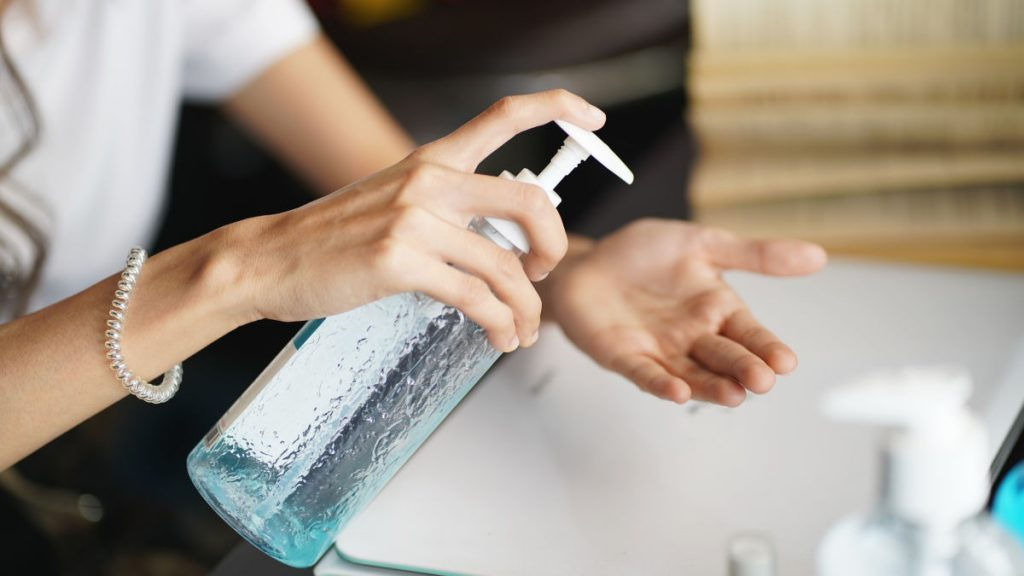 The TSA Now Allows 12oz of Hand Sanitizer in Carry-On Luggage