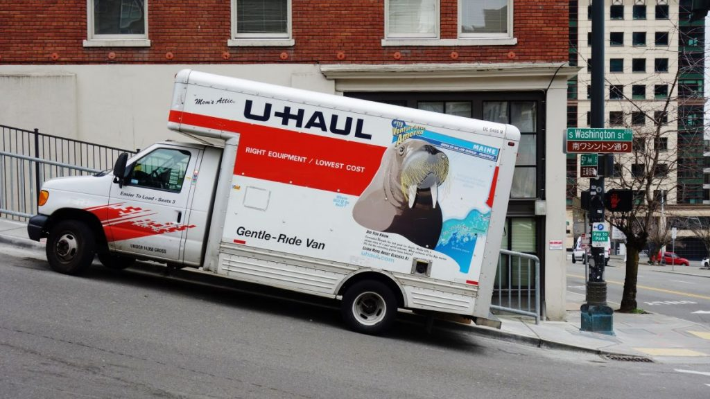 College Students Who Need to Move Out Now Can Get 30 Days of U-Haul Storage For Free