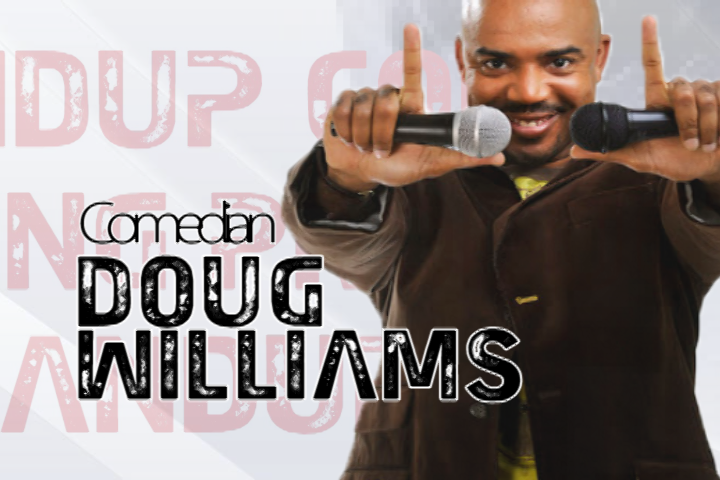 Comedian Doug Williams