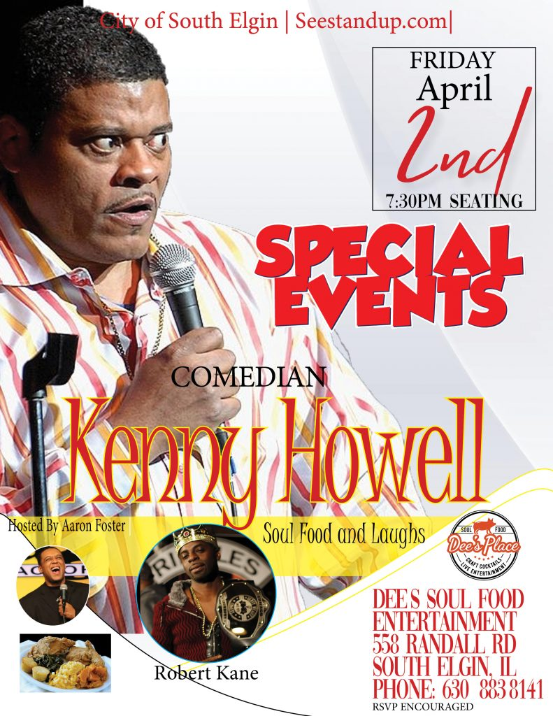 The Awesomely FUNNY Kenny Howell