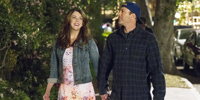 Scott Patterson reveals the 1 'Gilmore Girls' scene that made him 'really nervous'