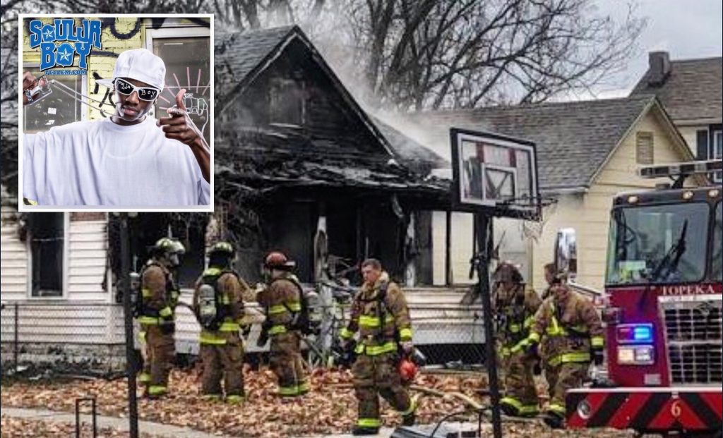 Man Killed In House Fire After His SouljaPod Earphones Bursted Into Flames